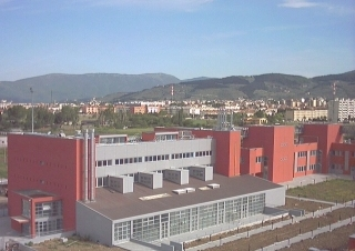 The building of the IBBR/UOS Florence in Sesto Fiorentino
