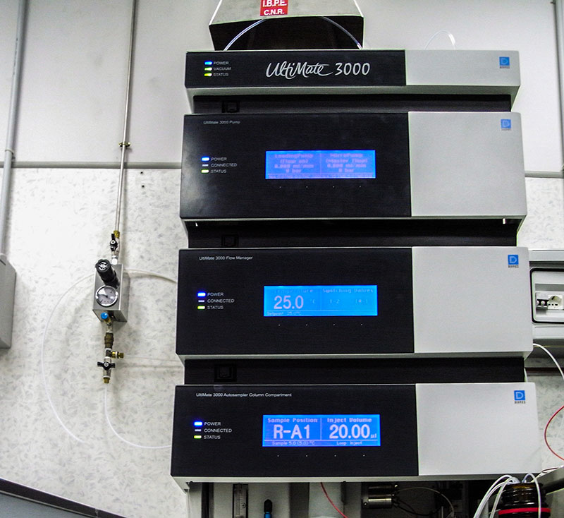 LC Packings Ultimate 3000 2D-nano-HPLC
