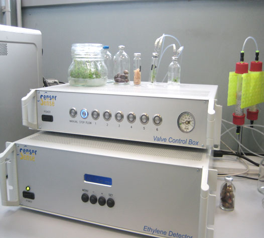 The equipment available at the ARCA Lab